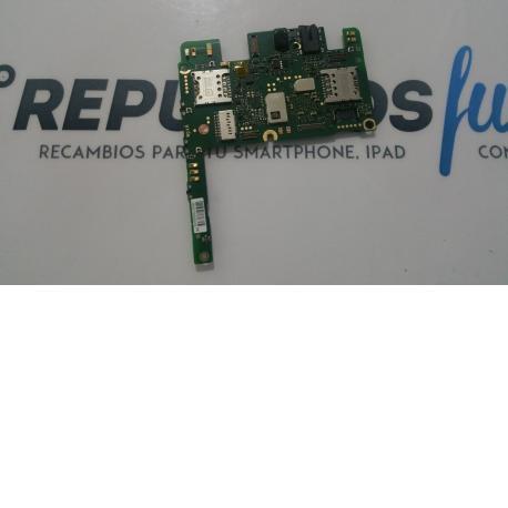 Placa base original ZTE BLADE S6 PLUS - Recuperada