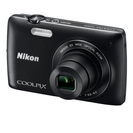 Camara de Fotos digital Nikon Coolpix S4200 Negra - Usada