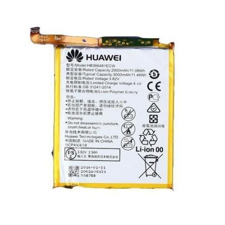 Bateria HB366481ECW Original para Huawei P9, Honor 5C,Honor 7 Lite de 3000mAh