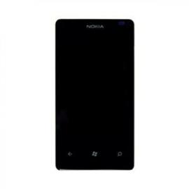 Repuesto Pantalla completa + carcasa frontal Original Nokia 800 Lumia