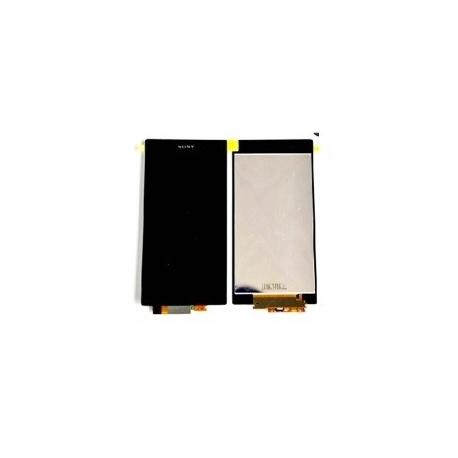 Pantalla lcd + tactil Sony Xperia Z Ultra L39h negra