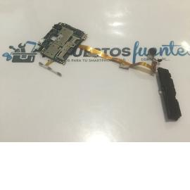 PLACA BASE ORIGINAL LEOTEC TITANIUM S255 - RECUPERADA