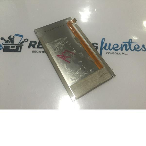 PANTALLA LCD DISPLAY ORIGINAL LEOTEC TITANIUM S255 - RECUPERADA