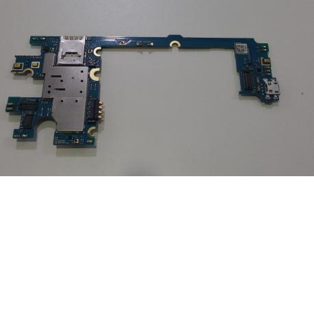 PLACA BASSE ORIGINAL LG G4C G4 MINI H525N - RECUPERADA