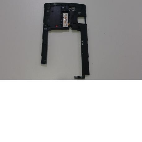 CARCASA INTERMEDIA CON LENTE LG G4C G4 MINI H525N - RECUPERADA