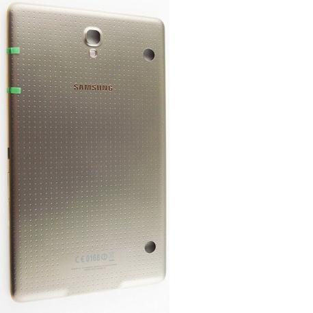 Tapa Trasera Original para Samsung Galaxy Tab S 8.4 T700 - Oro