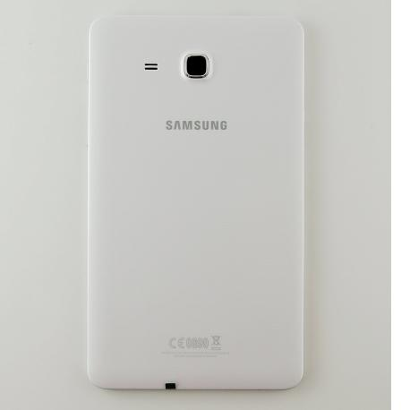 "Carcasa Tapa Trasera de Bateria Original para Samsung Galaxy Tab A 7"" SM-T280 2016 - Blanca"