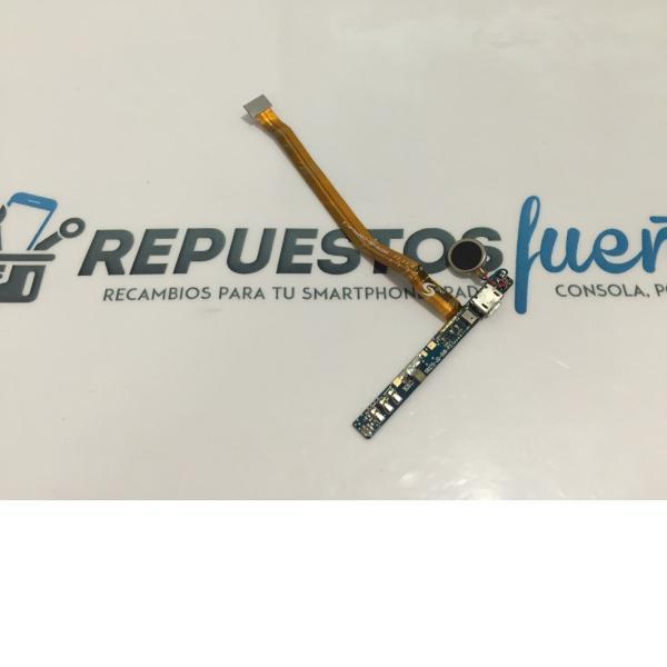 FLEX CONECTOR DE CARGA ORIGINAL DOOGEE DG850 - RECUPERADO