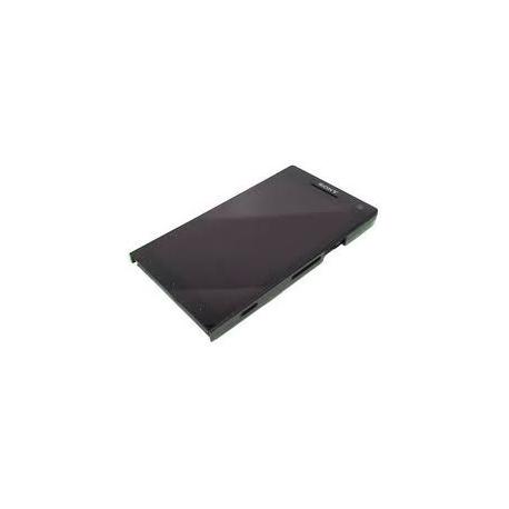 Pantalla completa lcd + tactil con marco original Sony Xperia S LT26i de desmontaje blanca