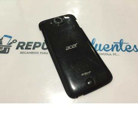 Tapa Trasera Negra Original Acer Jade S S55 - Recuperada