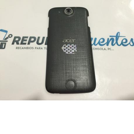 Tapa Trasera Negra Original Acer Jade Z S57 - Recuperada
