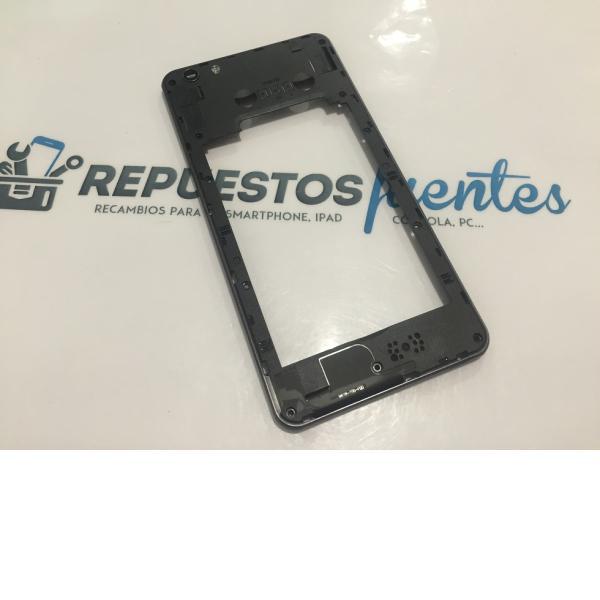 CARCASA INTERMEDIA ORIGINAL SISWOO C55 LONGBOW 4G LTE - RECUPERADA