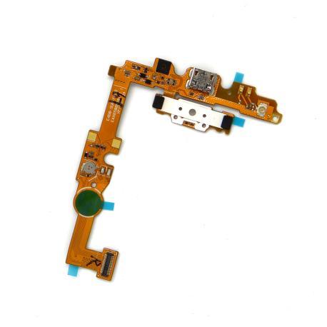 FLEX CONECTOR DE CARGA Y MICROFONO ORIGINAL LG L5 2 E460 - RECUPERADO