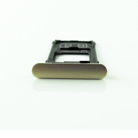 BANDEJA TARJETA SIM / SD ORIGINAL PARA SONY XPERIA X (F5121) - LIMA