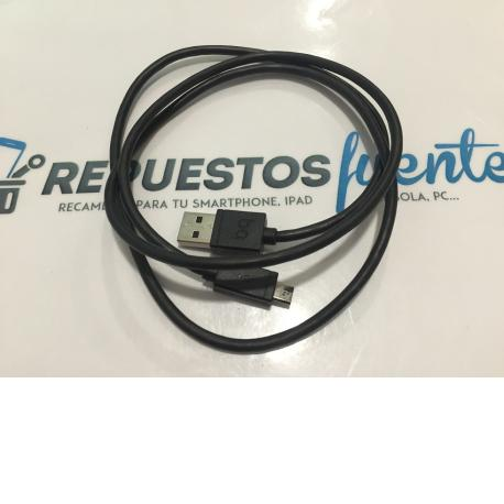 CABLE DE DATOS ORIGINAL TABLET BQ AQUARIS M10 FHD - RECUPERADO