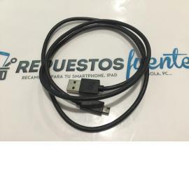 CABLE DE DATOS ORIGINAL TABLET BQ AQUARIS M10 FHD - RECUPERADO