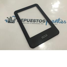 CARCASA MARCO FRONTAL ORIGINAL LIBRO ELECTRONICO EBOOK READER BQ CERVANTES 3 - RECUPERADA