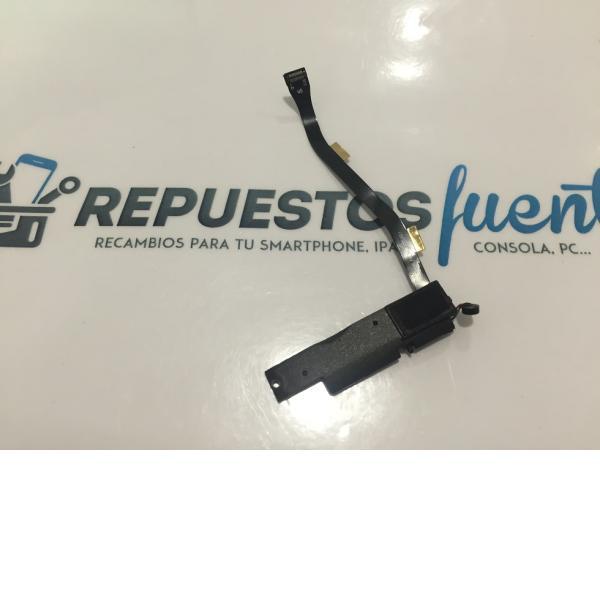 FLEX BUZZER Y MICROFONO ORIGINAL LEOTEC ARGON E250 - RECUPERADO