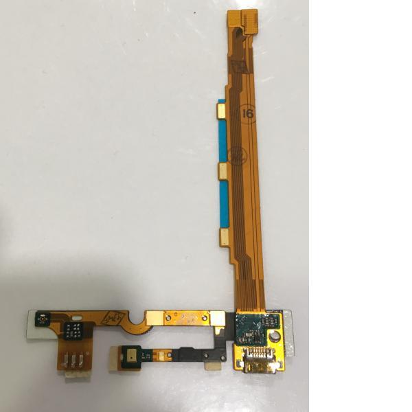 FLEX CONECTOR DE CARGA MICRO USB Y MICROFONO PARA XIAOMI MIUI MI3 - VERSIÓN WCDMA