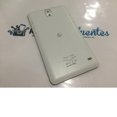 Tapa Trasera Original Tablet Leotec Pulsar Qi3G LETAB723 - Recuperada