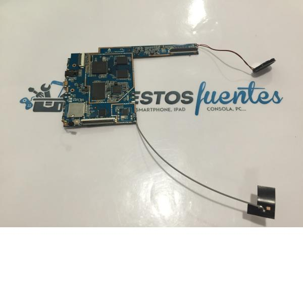 PLACA BASE ORIGINAL TABLET LEOTEC METEOR Q LETAB922 - RECUPERADA