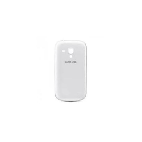 carcasa tapa trasera samsung galaxy s3 mini i8190 blanca