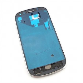 marco frontal gris samsung galaxy s3 mini i8190