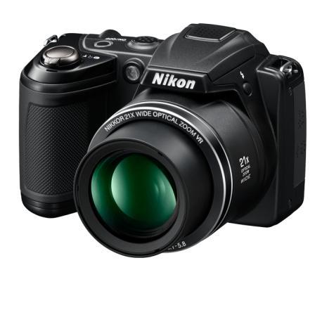 Nikon Coolpix L310 - Cámara Digital Fotos compacta de 14.1 Mp Negra - Usada
