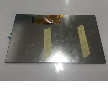 PANTALLA LCD ORIGINAL PARA TABLET LEOTEC L-PAD SUPERNOVA S16  H101H40-120H - RECUPERADA