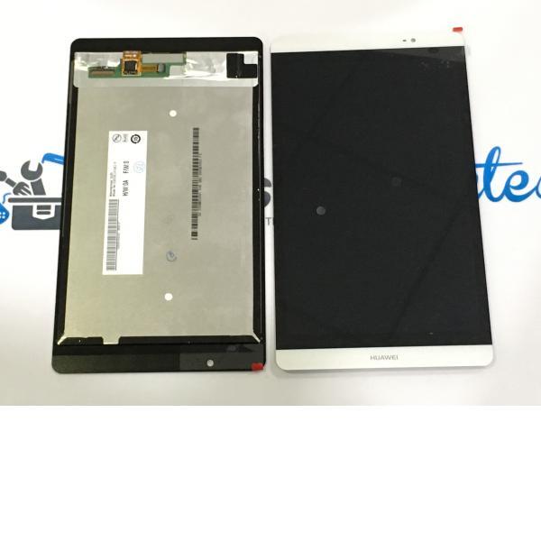 PANTALLA LCD DISPLAY + TACTIL PARA HUAWEI MEDIAPAD M2 8.0 - BLANCA