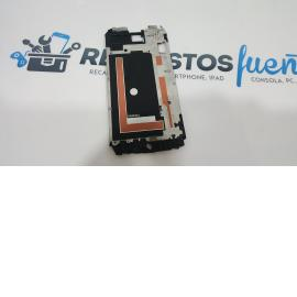 MARCO INTERMEDIA ALUMINIO SAMSUNG GALAXY S5 I9600 SM-G900F - RECUPERADO