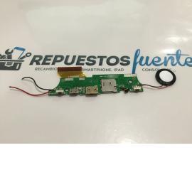 MODULO CONECTOR DE CARGA ORIGINAL APPROX CHEESECAKE TAB XM APPTB800S - RECUPERADO