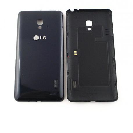 Carcasa Tapa Trasera Original para LG Optimus F6 D505 - Azul