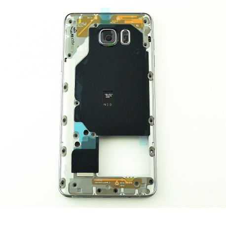 Carcasa Intermedia con Lente de Camara para Samsung Galaxy Note 5 SM-N920F