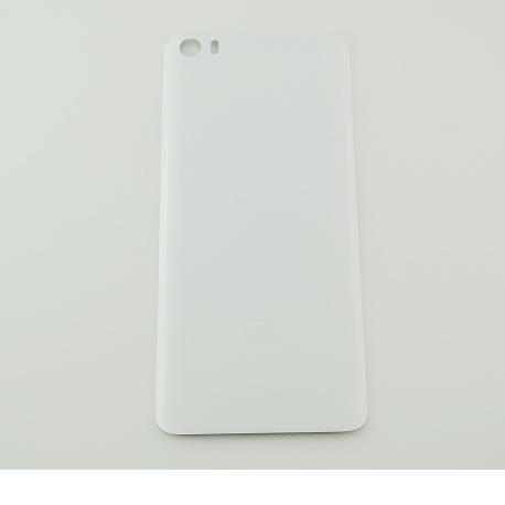 Tapa Trasera de Bateria para Xiaomi Mi5 (Sin Patillas) - Blanca