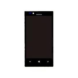 Pantalla lcd + tactil con marco original nokia lumia 720 negra