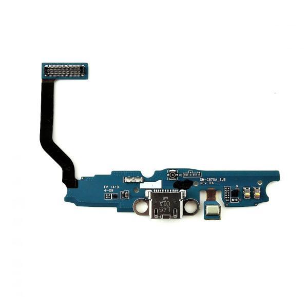 FLEX CONECTOR DE CARGA Y MICROFONO PARA SAMSUNG GALAXY S5 ACTIVE SPORT SM-G870F