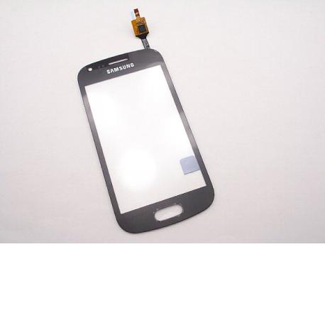 Repuesto de Pantalla Tactil Original para Samsung Galaxy Trend Plus S7580 - Negra