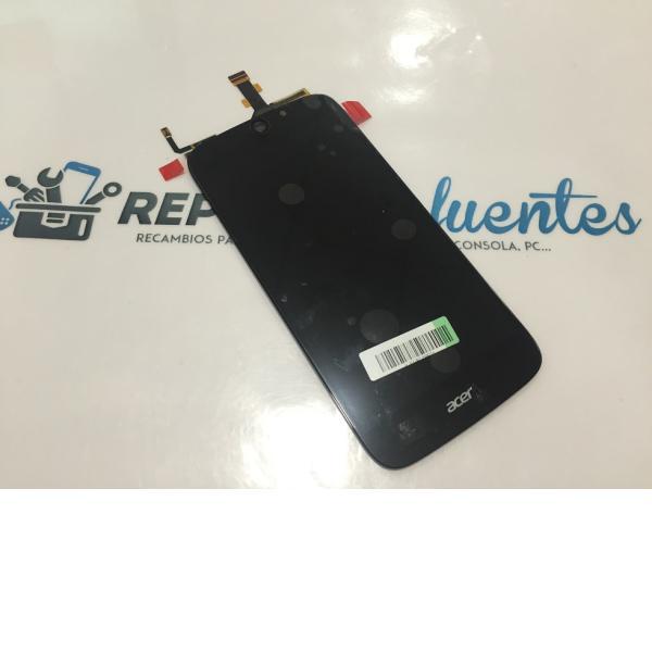 PANTALLA LCD DISPLAY + TACTIL ORIGINAL ACER JADE Z S57 - NEGRA