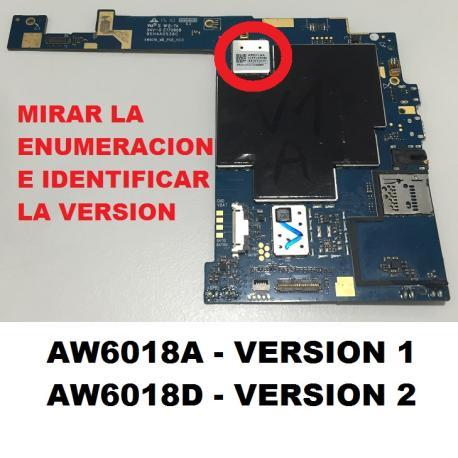 Placa base original Acer Iconia A3-A20 10.1 Pulgadas VERSION 1 - Recuperada