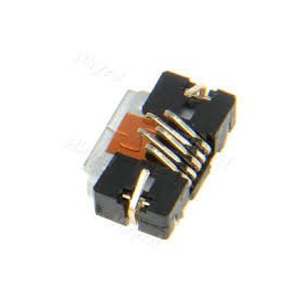 Conector Carga micro usb Original BlackBerry 9790 9380