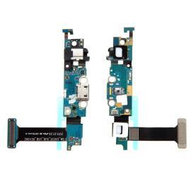 FLEX DE CARGA MICRO USB, JACK DE AUDIO Y MICROFONO PARA AMSUNG GALAXY S6 EDGE SM-G925 - RECUPERADO