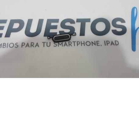 Boton home Samsung Galaxy Core 2 G355H G355 Negro - Recuperado