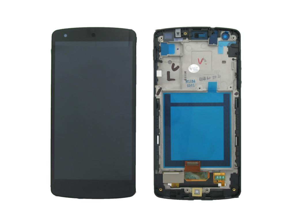 Pantalla LCD Display + Tactil con Marco para LG Google Nexus 5 D820 ...