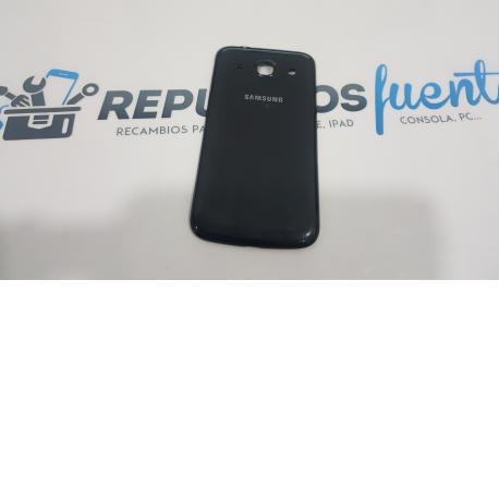 Carcasa Tapa Trasera Original Samsung Galaxy Core Plus G350 Negra- Recuperada