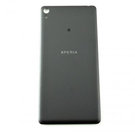 Tapa Trasera de Bateria + NFC Original para Sony Xperia E5 F3311 - Negra