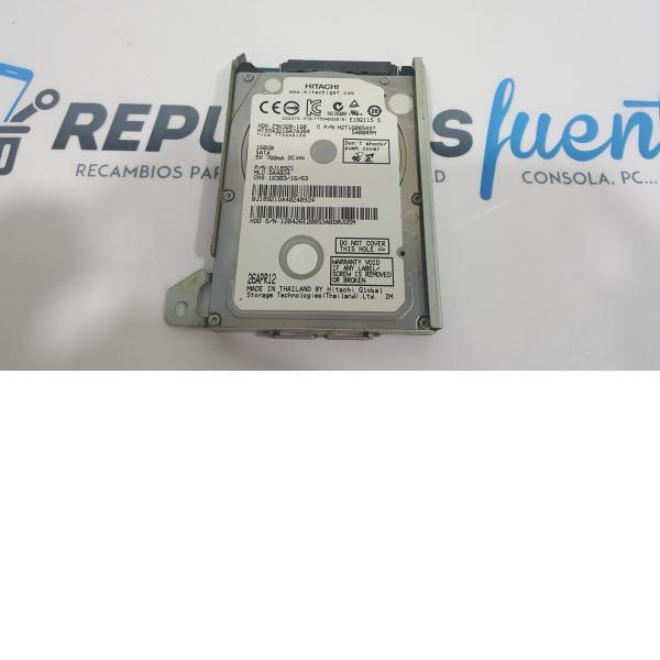 DISCO DURO HITACHI HTB-TT5SAB320 E182115 S 160 GB - RECUPERADO