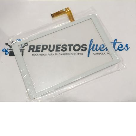"PANTALLA TACTIL PARA TABLET LEOTEC SUPERNOVA IS3G LETAB1019 DE 10.1"" PULGADAS - BLANCA"