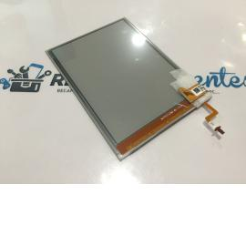 PANTALLA LCD DISPLAY EBOOK LIBRO ELECTRONICO BQ CERVANTES 3 ED060XG1