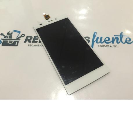 Pantalla Lcd Display + Tactil para Wiko Ridge 4G - Blanco